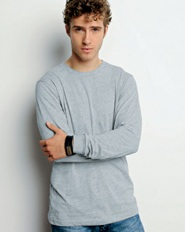 Men's Fashion Fit Long Sleeve T-Shirts