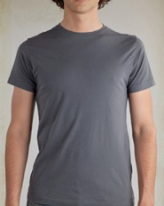 Men's Fashion Crew Neck T-Shirts